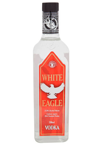 White Eagle Vodka