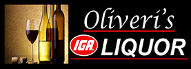 Oliveris Liquor Logo